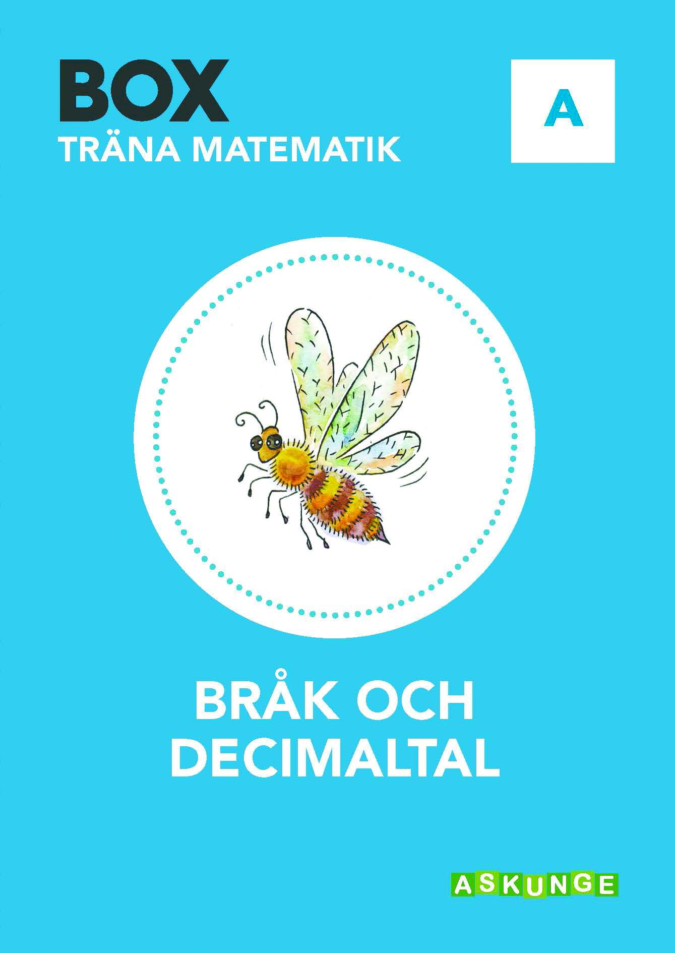 BOX Bråk och decimaltal