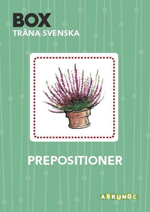 BOX Prepositioner