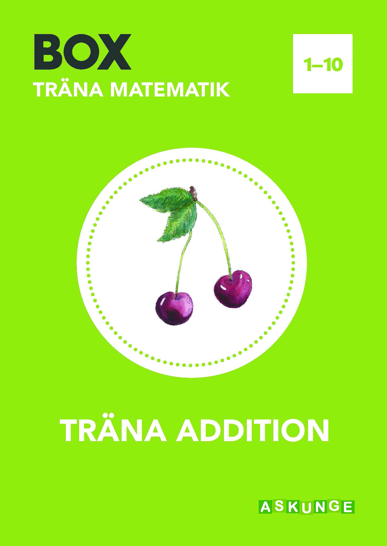 BOX Träna addition 1-10