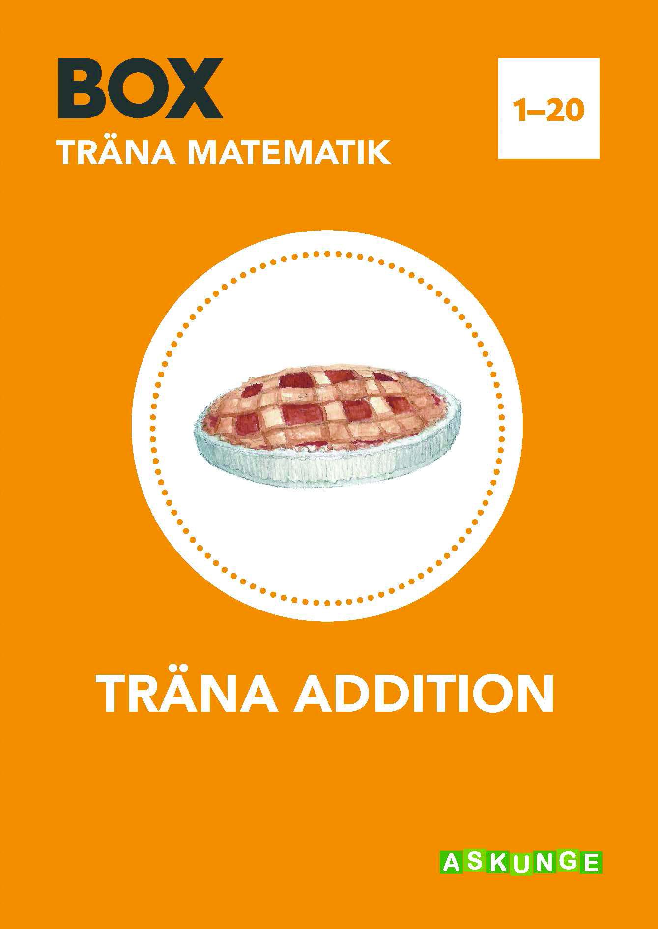 BOX Träna addtion 1-20