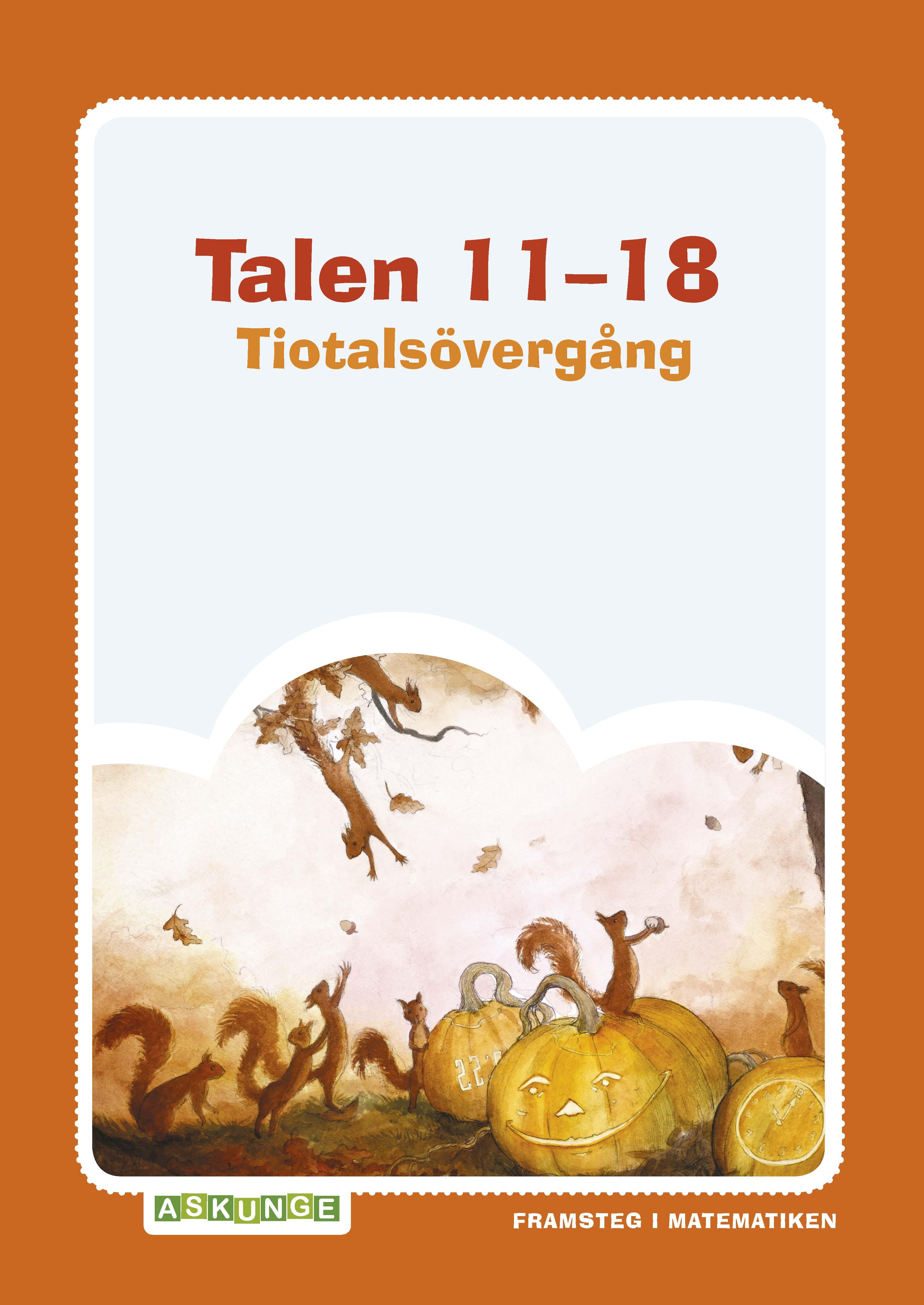 Framsteg Talen 11-18