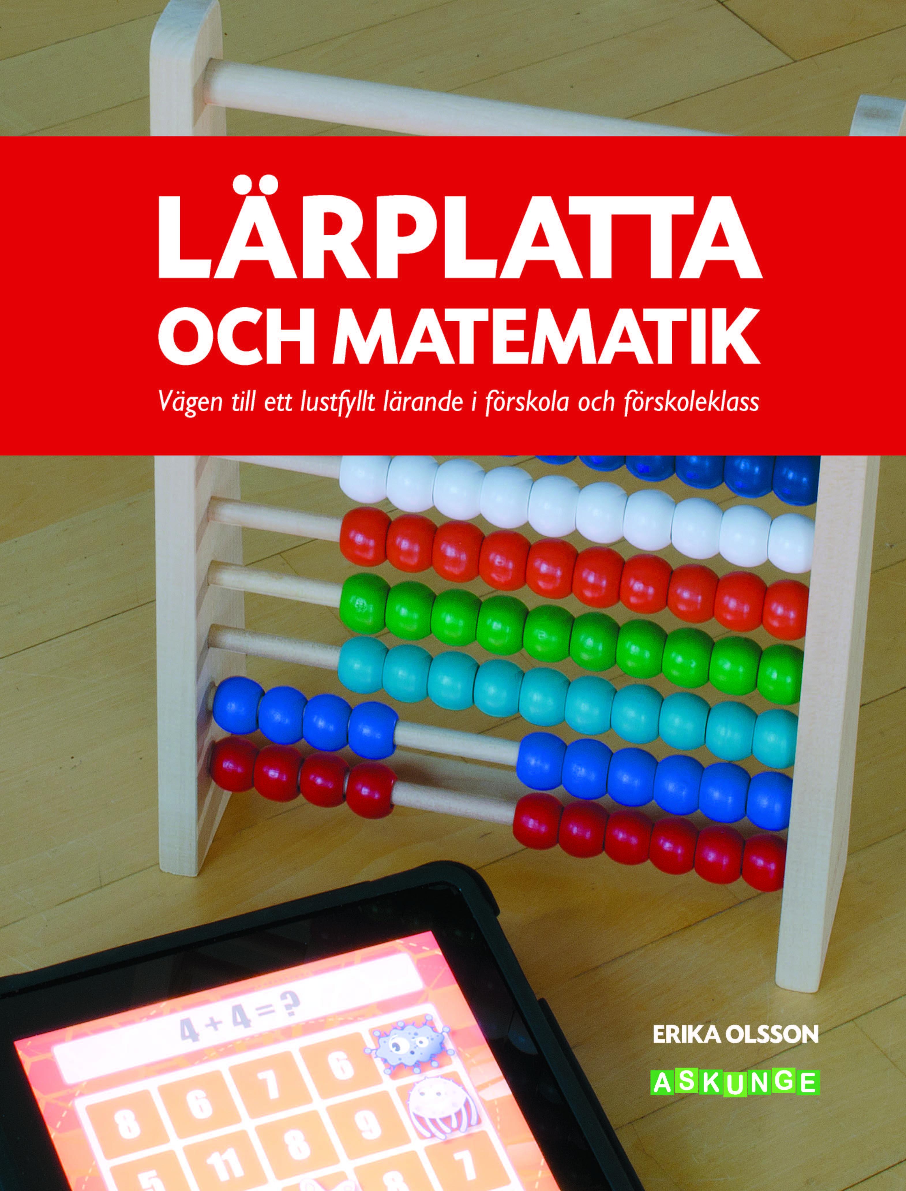 Lärplatta och matematik