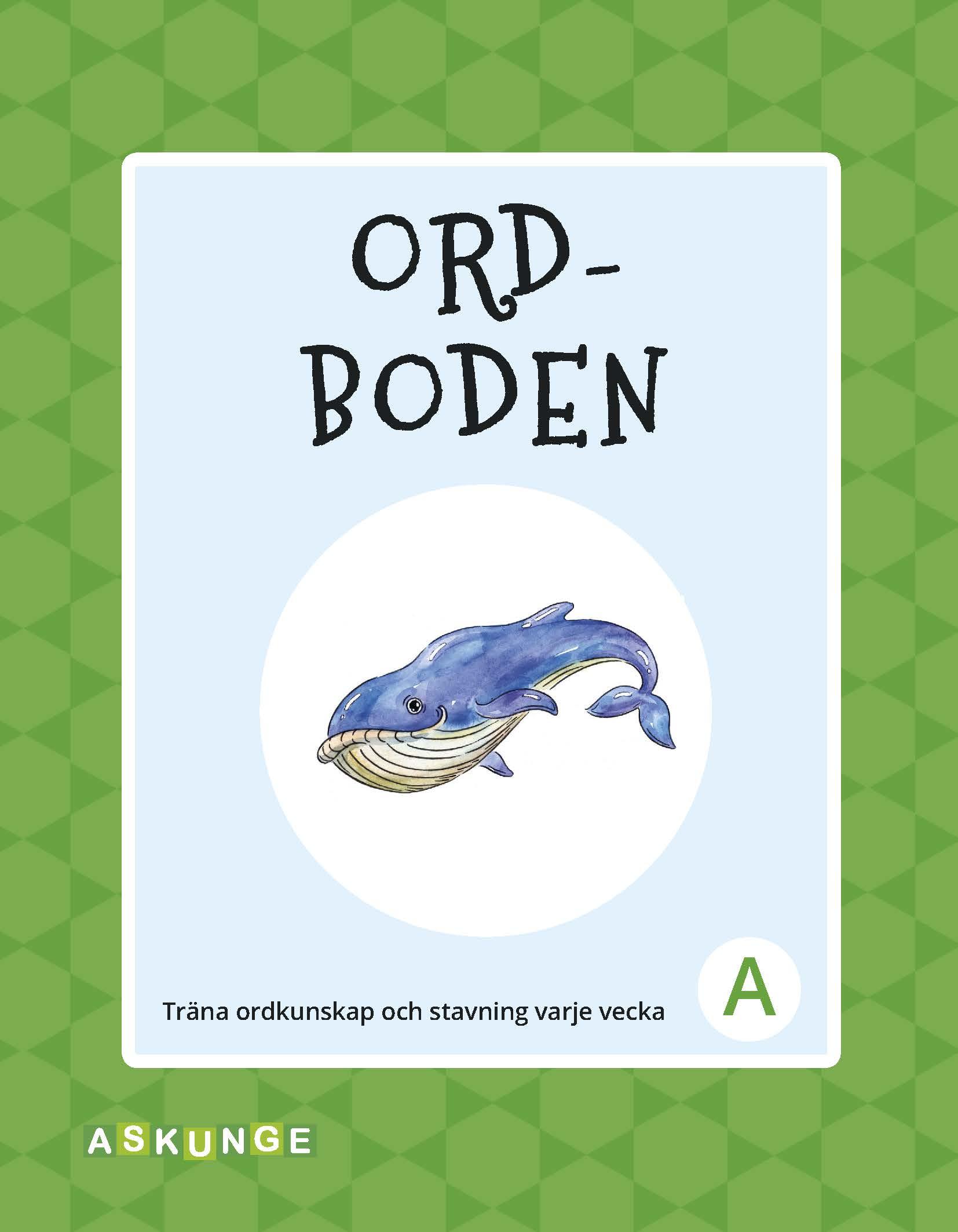 Ordboden A