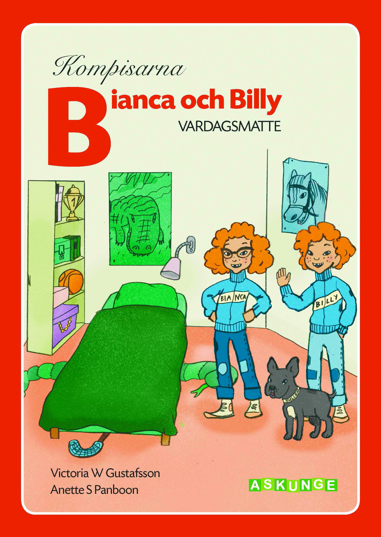 Billy och Bianca omslag
