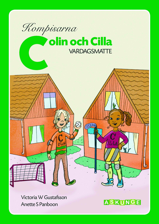 Colin och Cilla omslag