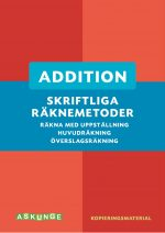 Skriftliga-räknemetoder-Addition LR