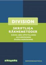 Skriftliga-räknemetoder-Division LR
