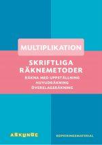 Skriftliga-räknemetoder-Multiplikation LR