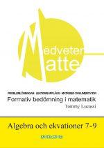 Medveten-algebra LR